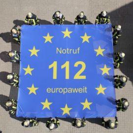 29.07.2016 Lebensretter wurde  25 Jahre alt. Der Notruf 112 rettet Leben – europaweit.
