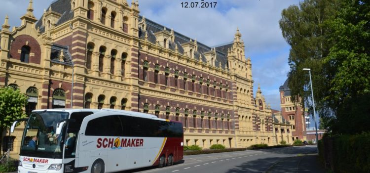 12.07.2017 Ausflug mit den Damen nach Emsbühren ins Gartencenter Emsflower