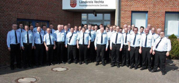 Weiterbildungsseminar in der Feuerwehrtechnischen Zentrale in Vechta