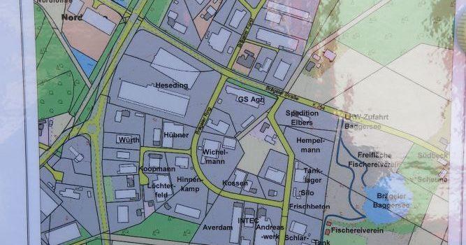 Einsatzübung Brägeler Ring für die Kreisfeuerwehrbereitschaft 1 Landkreis Diepholz