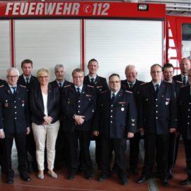 29.04.2017 Kreisfeuerwehrversammlung in Steinfeld