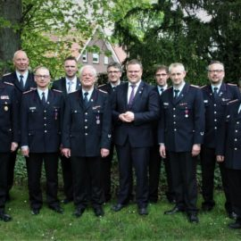 28.04.2018 Kreisfeuerwehrversammlung in Südlohne