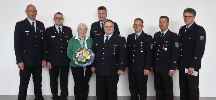 Kreisfeuerwehr Verbandsversammlung in Vechta