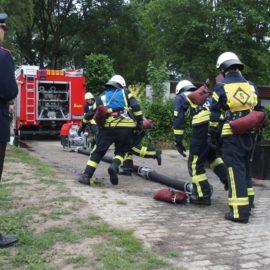 17.06.2017 Leistungswettbewerb auf Kreisebene in Fladderlohausen