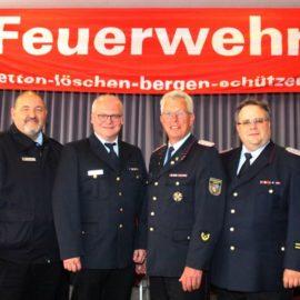 12.05.2018 Oldenburgischer Feuerwehrverband e.V. tagte in Edewecht