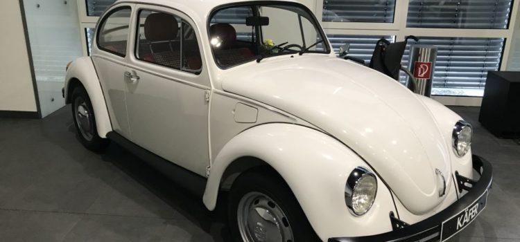 Weiterbildungsfahrt der Führungskräfte der Feuerwehren führte ins VW Werk nach Emden